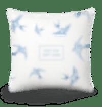 Cushion Cover - Birds