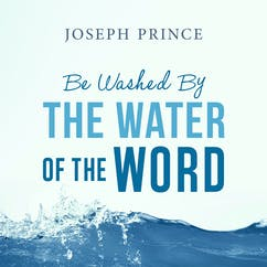 Be Washed By The Water Of The Word