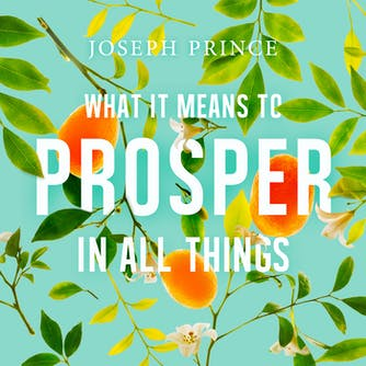 What It Means To Prosper In All Things