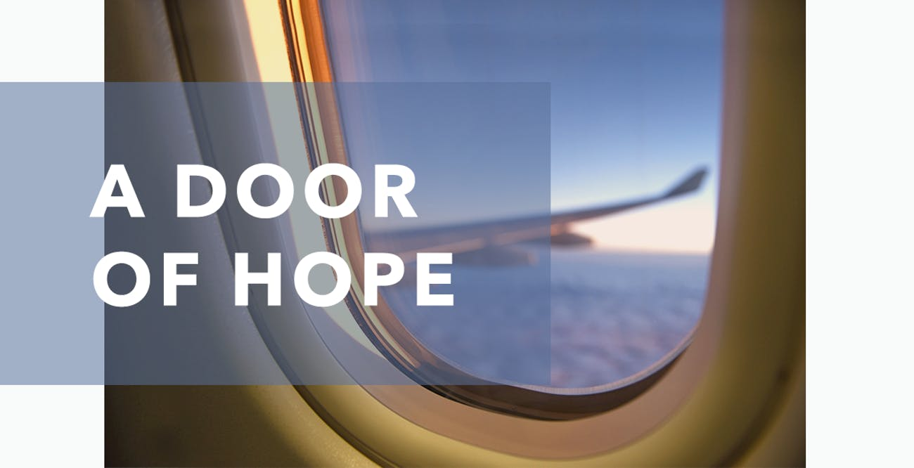 Joseph Prince Daily Devotional 7th December 2020 - A Door of Hope