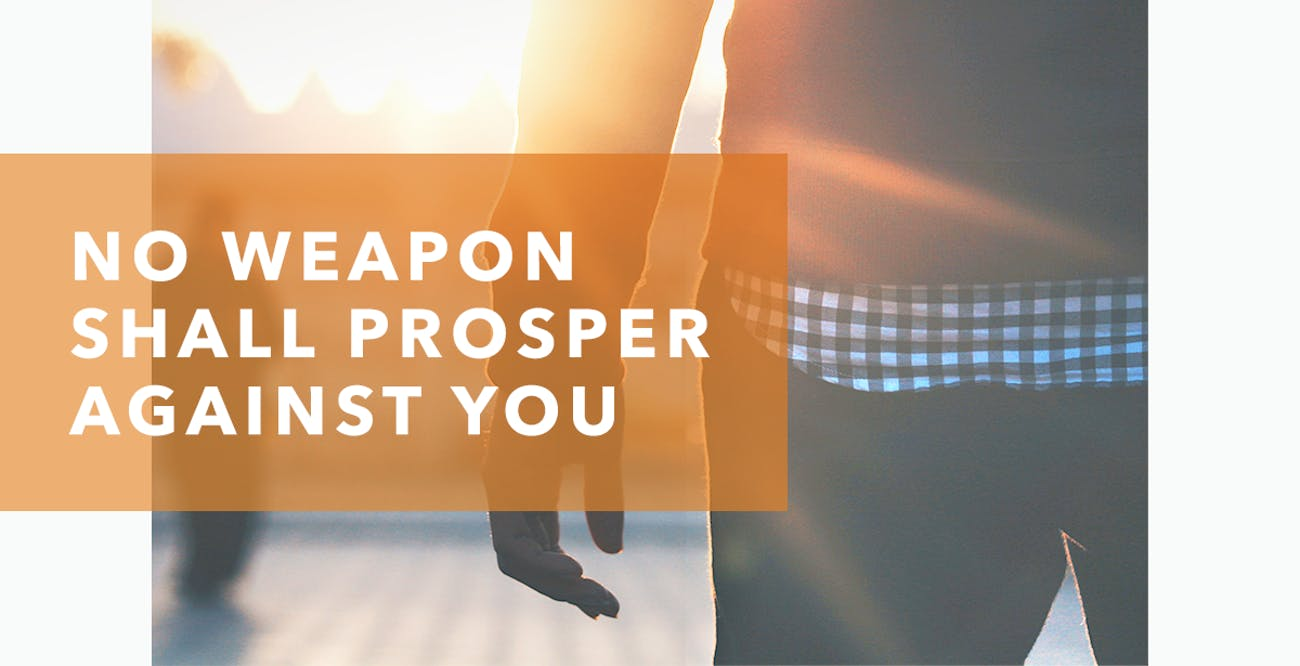 Joseph Prince Devotional 14th October 2020 - No Weapon Shall Prosper against You