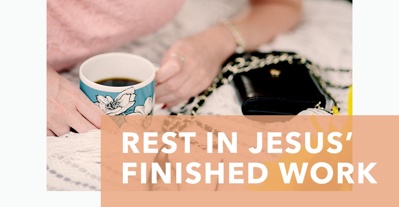 Joseph Prince Devotional 7 September 2020 - Rest in Jesus' Finished Work