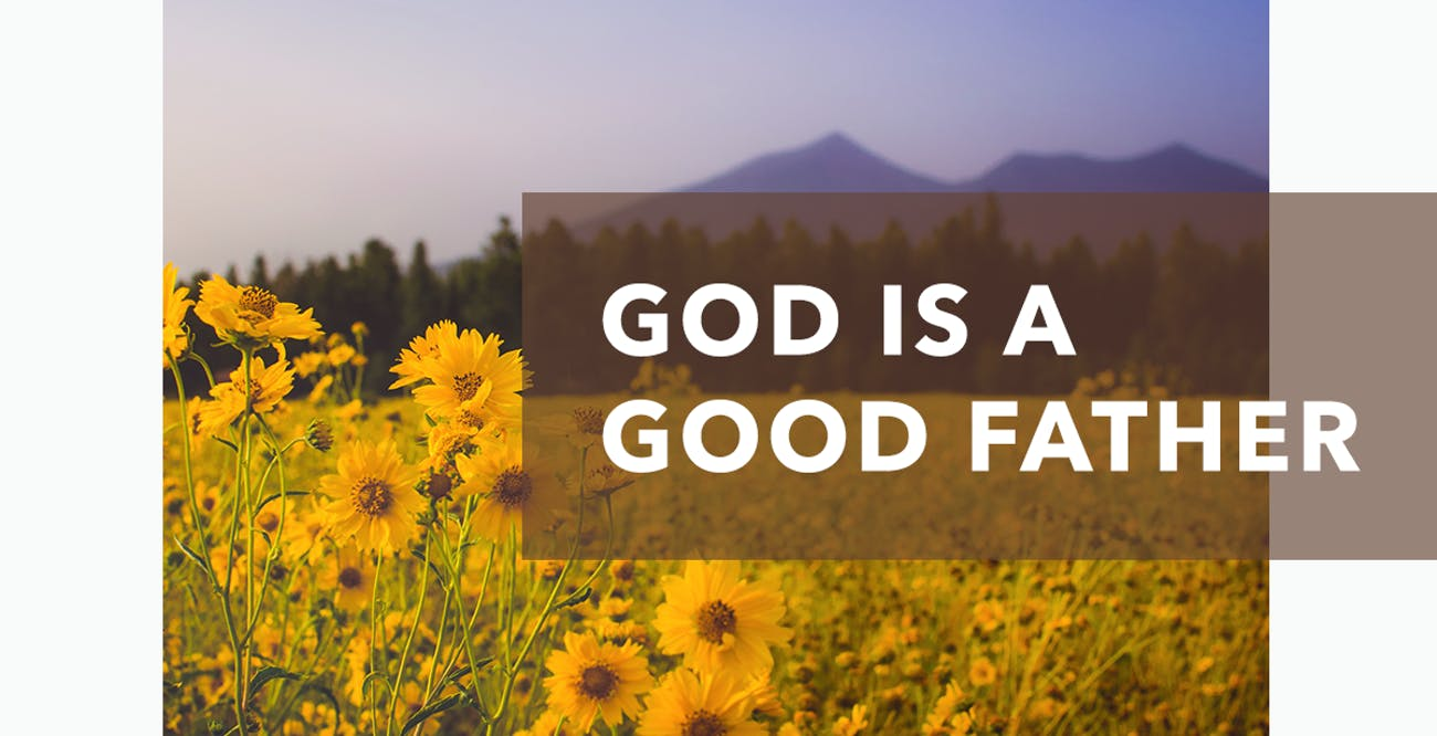 Joseph Prince Daily Devotional 25 August 2020 - God Is a Good Father
