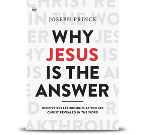Why Jesus Is The Answer—Receive Breakthroughs As You See Christ Revealed In The Word (5-DVD Album—NTSC)