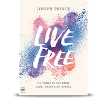 Live Free —The Power To Live Above Doubt, Anger and Bitterness