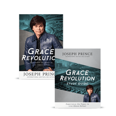 Grace Revolution Study Guide Bundle