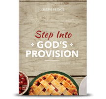 Step Into God's Provision