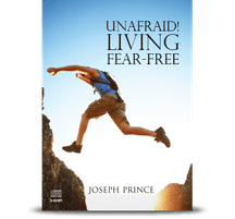 Unafraid! Living Fear-Free