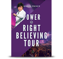 Power Of Right Believing Tour (3-DVD Album – NTSC)