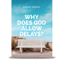 Why Does God Allow Delays? (2-DVD Album—NTSC)