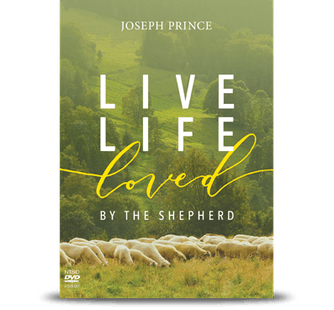 Live Life Loved By The Shepherd (2-DVD Album—NTSC)