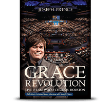Grace Revolution-Live @ Lakewood Church, Houston (4-DVD Album)