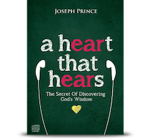 A Heart That Hears-The Secret Of Discovering God's Wisdom