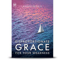 Disproportionate Grace For Your Weakness (2-DVD Album – NTSC)