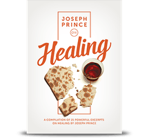Joseph Prince On Healing (3-DVD Album—NTSC)