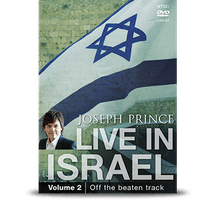 Live In Israel Volume 2 (3-DVD Box Set)