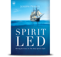 Spirit Led-Moving By Grace In The Holy Spirit's Gifts (6-DVD Box Set)