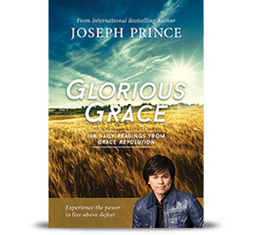 Glorious Grace–100 Daily Readings from Grace Revolution (Softback)
