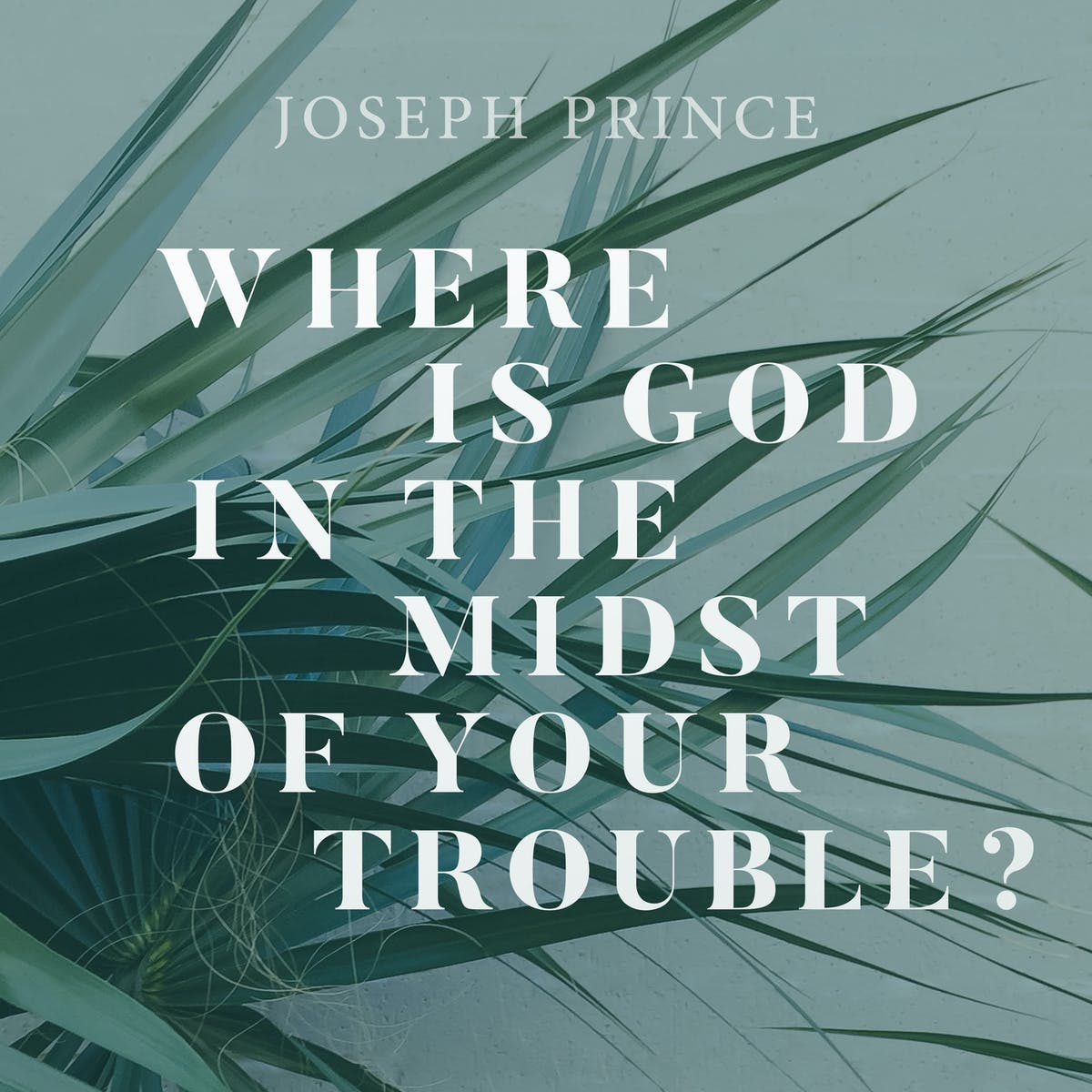 Where Is God In The Midst Of Your Trouble? | Official Joseph