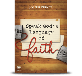 Speak God's Language Of Faith (3-DVD Album)