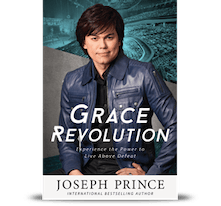 Grace Revolution–Experience The Power To Live Above Defeat (Hardback)