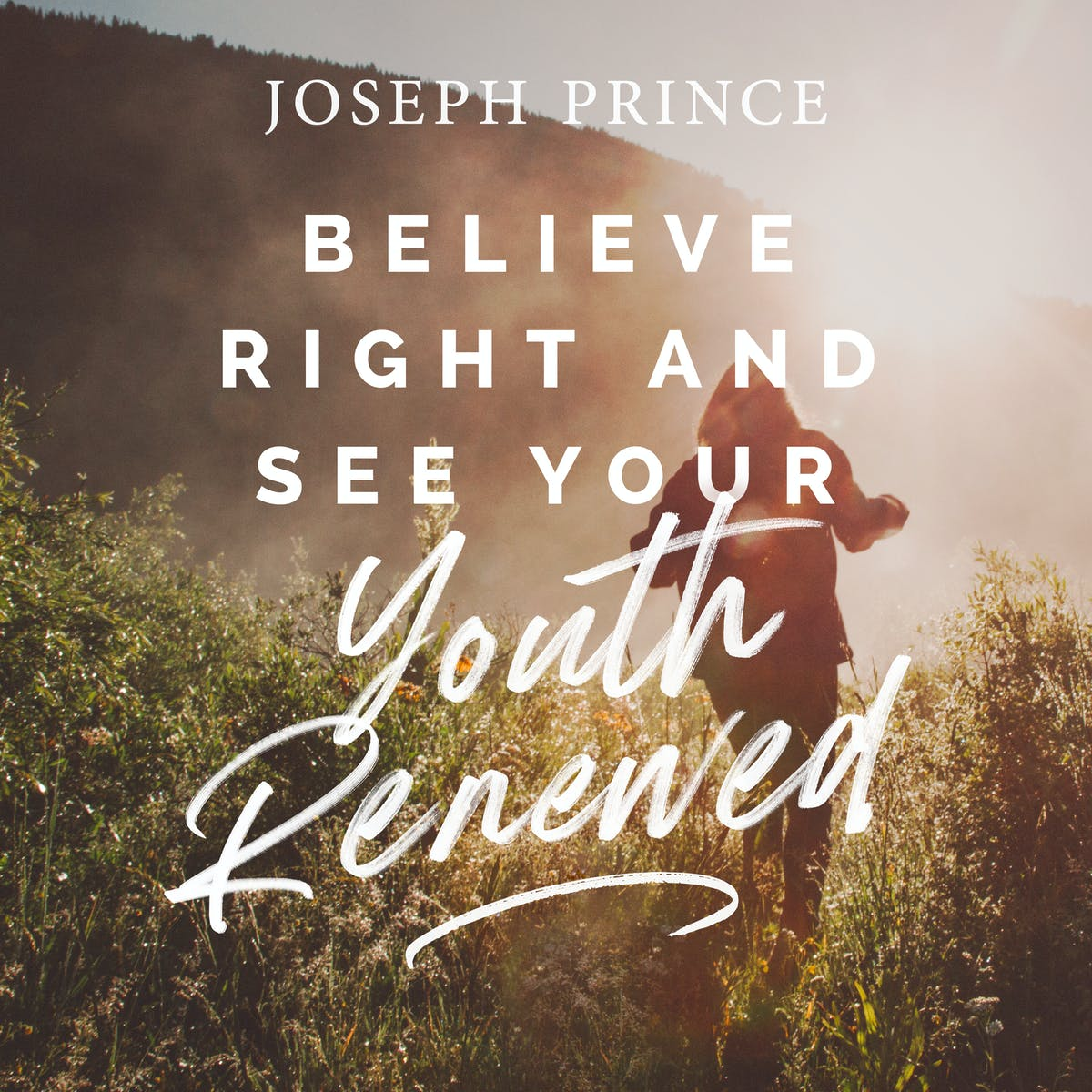 Believe Right And See Your Youth Renewed | Official Joseph