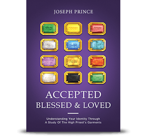 Accepted, Blessed And Loved—Understanding Your Identity Through A Study Of The High Priest's Garments (6-DVD Box Set)