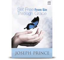 Set Free From Sin Through Grace