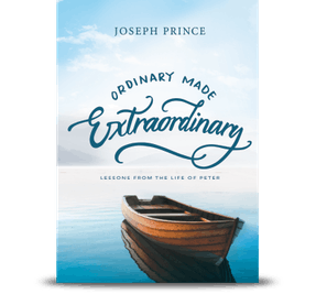 Ordinary Made Extraordinary—Lessons From The Life Of Peter (2-DVD Album—NTSC)