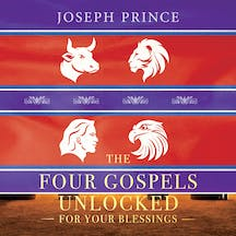 The Four Gospels Unlocked For Your Blessings
