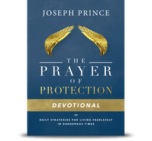 The Prayer of Protection Devotional (Hardback)