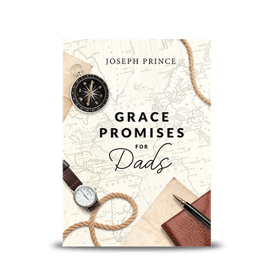 Grace Promises For Dads (Hardback)