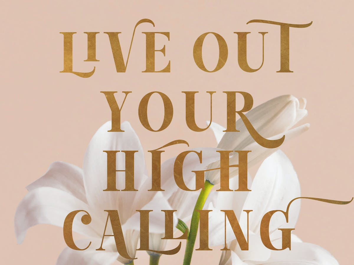 Live Out Your High Calling | Official Joseph Prince Sermon