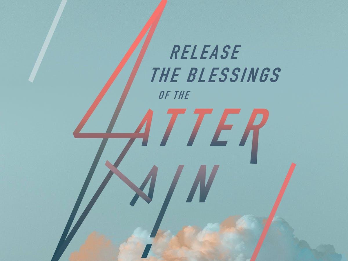 Release The Blessings Of The Latter Rain | Official Joseph
