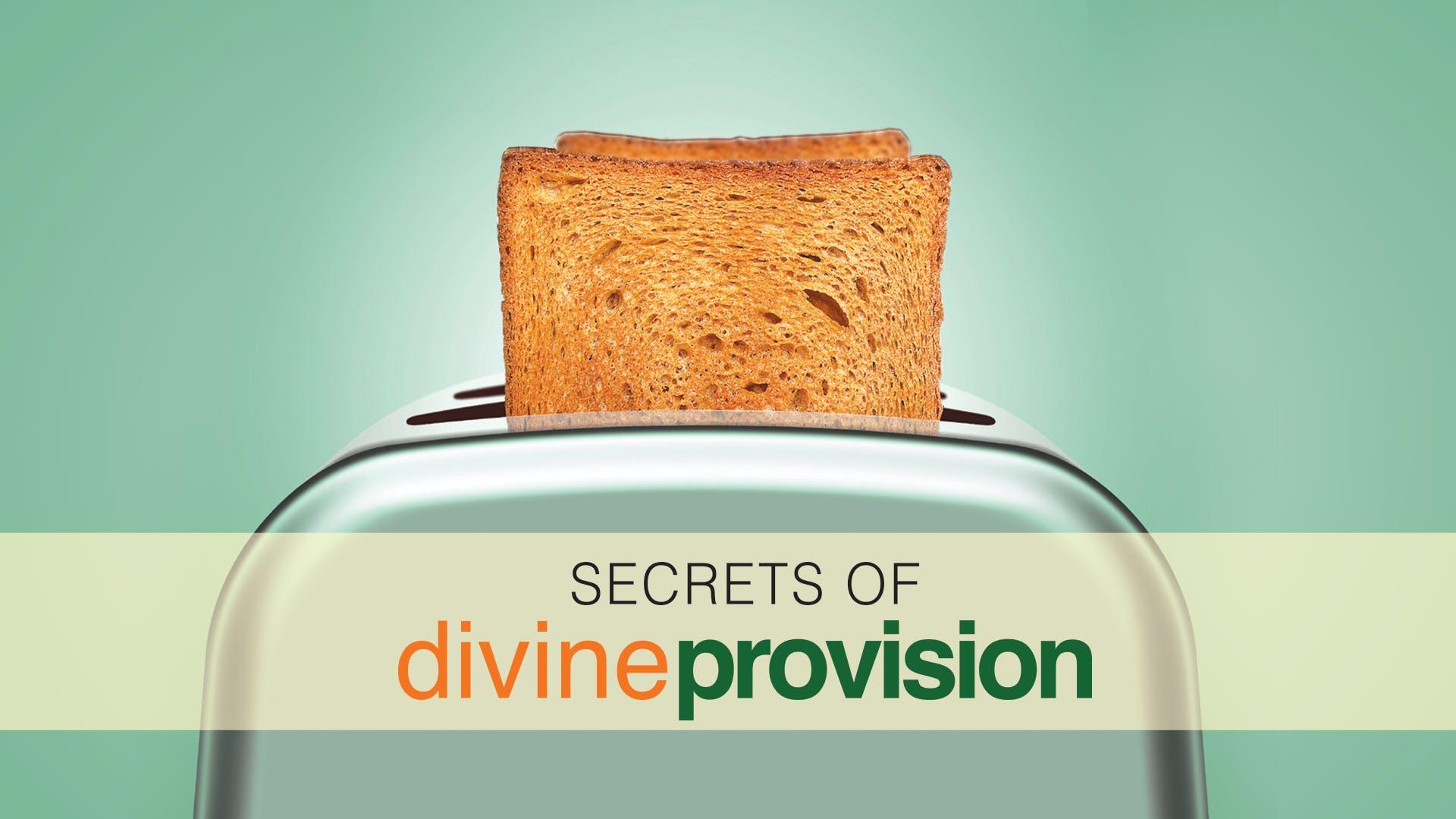 Secrets Of Divine Provision | Sermon Series | JosephPrince com