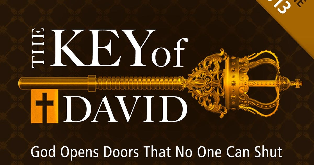 Httpwww Overlordsofchaos Comhtmlorigin Of The Word Jew Html: The Key Of David-God Opens Doors That No One Can Shut
