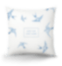 Cushion Cover - Birds